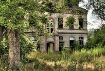 Faded Architecture. 2 / Dreams were dreamed. Lives were lived and then they walked away.