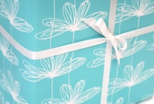 Groovy Gift Wrap! / by Rachael Taylor Studio