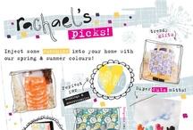 Rachael's Picks!