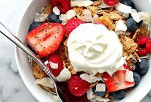 Breakfast! ☕️ / by Paige Bauerkemper