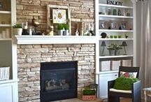 Fireplaces / Fireplaces and built-ins I like