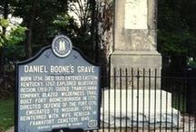 Graves of Historic People or Events / Celebrities or historic graves