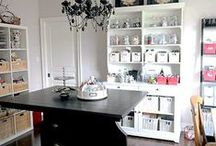 Our House - Work And Craft Space / by Shannon Eaves