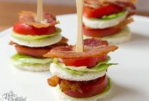 Appetizers, Sides & Salads / by Paige Bauerkemper