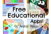 Kids - Ipad Apps / Free apps and things for the ipad / by Shannon Eaves