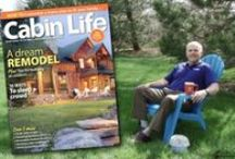 Cabin Life Issue Preview Videos / Here you can find videos that preview each issue of Cabin Life. Go ahead - see what's inside! / by Cabin Living