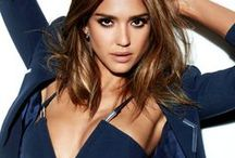 Jessica Alba DANISH FRENCH MEXICAN / Born on April 28, 1981, in Pomona, California, film actress Jessica Alba comes from a diverse background. Her father is Mexican-American and her mother has Danish and French roots.