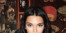 Kendall Nicole Jenner ENGLISH SCOTTISH IRISH DUTCH GERMAN WELSH / Kendall Nicole Jenner (born November 3, 1995) is an American socialite, model, and television personality. Born: Los Angeles, California, US,  Ethnicity: English, Scottish, Irish, Dutch, German, and Welsh. Kendall is the first daughter of athlete Caitlyn Jenner and socialite Kris Jenner.  She has a younger sister, Kylie Jenner, and eight half-siblings, including socialites Kourtney, Kim, Khloé and Rob Kardashian and Brody Jenner and musician Brandon Jenner.
