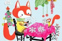August the Fox / August the Fox is a character created by Miriam Bos