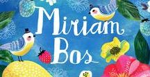 Miriam Bos - Art & Illustration / My illustrations for books, games and more.