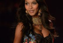 ANGEL Lais Ribeiro BRAZILIAN / Age: 25 Hometown: Piauei, Brazil Angel since: 2015 Discovered: Modeling locally since 2009. Before modeling: She went to school for nursing. Extracurricular: She co-hosts a four-day boxing training camp for prospective Victoria's Secret show models to get their bodies in shape before casting.