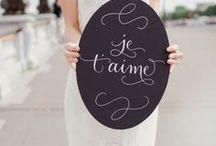 French Themed Wedding Ideas