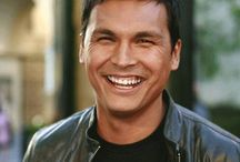 Adam Beach OJIBWAE / Adam Beach (born November 11, 1972 in Ashern, MB, Canada) is a First Nations actor of Ojibway (Saulteaux) heritage. He is the son of Sally and Dennis Beach.