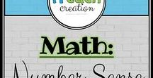 Math: Number Sense / Help your students improve their understanding of numbers and number sense by using these quality, engaging activities, printables, center ideas, and lessons. These pins are most relevant for 2nd and 3rd grade teachers, with some upper elementary math relevance as well. If you'd like to join this collaborative board, please email allisondfrench@gmail.com with your Pinterest link. Please pin no more than 10 different items per day (free or paid). Happy Pinning!