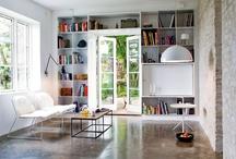 HOME INSPIRATION / by Carl-Robert Jonzon