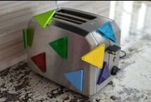 """Magna-Tiles Magnetism / Challenge Magna-Tects to find items around the home/classroom that Magna-Tiles magically """"stick"""" or """"hang on"""" to!"""