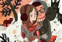Ilustraciones / by Sara Gonzalez