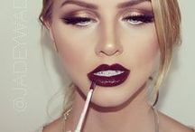 For my beauty ♥ / make up / by Anna Caroline Soares