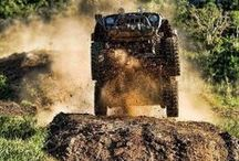 Pavement Sucks! / Trails, rocks, mud, sand.  Wherever the pavement ends, the fun begins!   / by Jason Routh