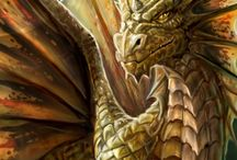 Dragons / Awesome winged creatures