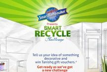 Smart Recycle Challenge / Facebook Application
