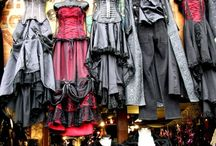 Goth and steampunk clothing........ / Beautiful clothes ..........