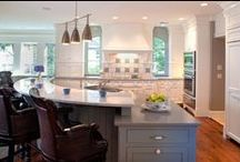 Kitchens by Group 3 / Kitchens designed by Group 3 in Hilton Head, SC.