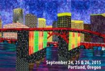 NW Quilting Expo September!!! / September 24, 25, 26, 2015 Portland Oregon Expo Center