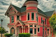 Victorian and beautiful ..... / Victorian houses.....