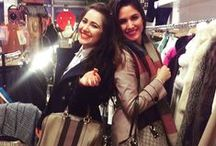 Siopaella Customers / Our Beautiful Customers who give us lovely visits to our Temple Lane and Crow Street Stores