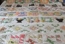 Quilts / Patchwork and quilting