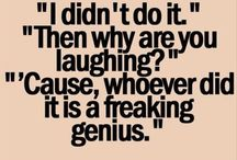 Funny Stuff  / Some funny memes & quotes!
