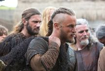 The Vikings series / The bomb love this series .......