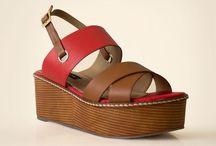 SANDALIAS / Para un clima cálido las mejores sandalias y zapatos abiertos que te harán sentir muy cómoda solo en LUZ MILA LÓPEZ