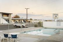 Boring motels / Inspired by a book I once saw years ago (and wish I'd bought)