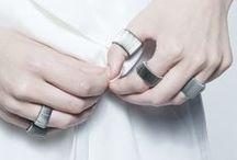 Biżuteria // Jewelry / Designerska biżuteria #jewellery #design #jewelry
