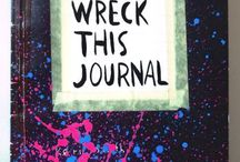 Wreck This Journal ❤️