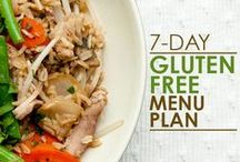 Gluten free and other healthy eating plans / by Corrine Anderson