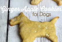 Recipes For The pooch / Homemade is healthier.