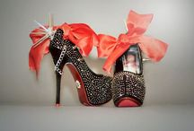 Bling bejewelled shoes...... / Sparkle and dazzle .....