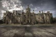 creepy buildings