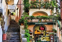 Cafés*Shops*Stores