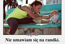 Motywacja do biegania / Biegowe motywatory, motywacja do biegania, cytaty biegowe, inspirujące obrazki,