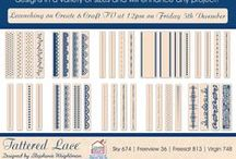 Tattered Lace Dies Announcements / by Tattered Lace Dies