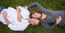 Engagement Wardrobe and Pose Ideas / Need some ideas for your next photo session? Check out these!