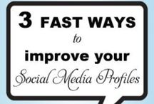 Great advice / Advice I pick up while perusing the various social media platforms...