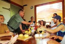 BELIZE CHEESE MAKING WORKSHOPS / Want to know what cheese making, exciting adventure tours and jungle living have in common. Come learn the art of making cheese at Ian Anderson Caves Branch Jungle Lodge in Belize. / by Ian Anderson's Caves Branch Jungle Lodge