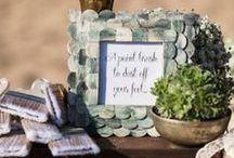 Little details We Love! / Details that make your wedding special...!