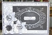 C6 Embossing Folders - Everyday / by Tattered Lace Dies