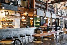 Restaurants, bars and desing